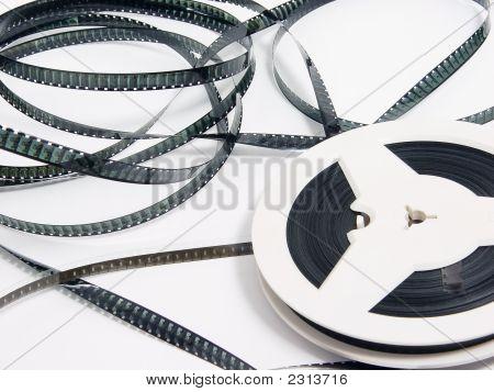 Film Strip And Reel 4