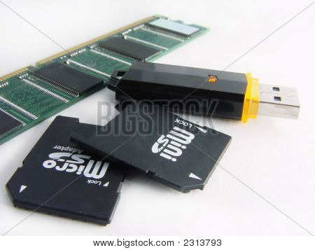 Different Type Of Computer Memory