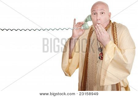 Shocked Monk