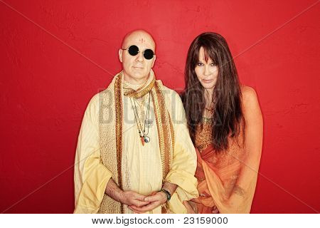 Guru And Follower