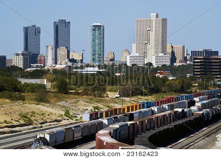 Train Yard.