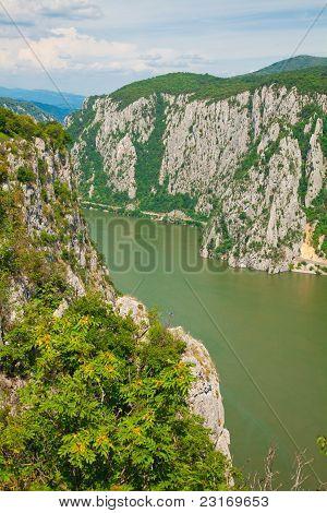 """Danube Gorges """"cazanele Mari"""""""
