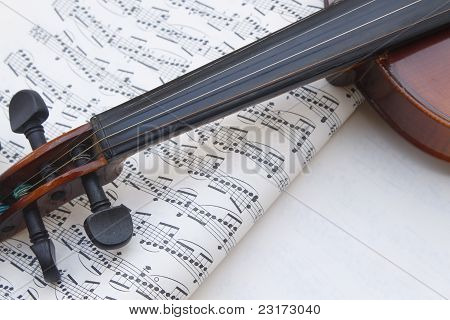 Violin Notes.