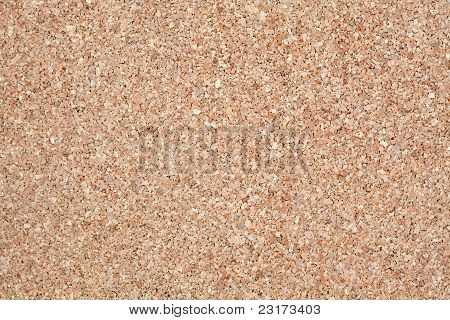 Leere Cork Board