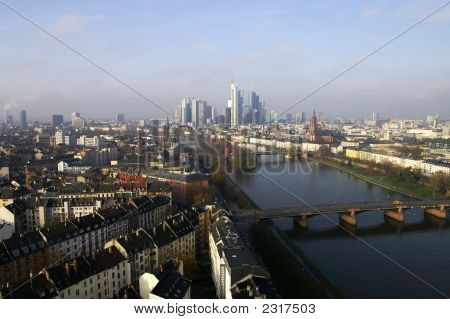 Frankfurt From The Top