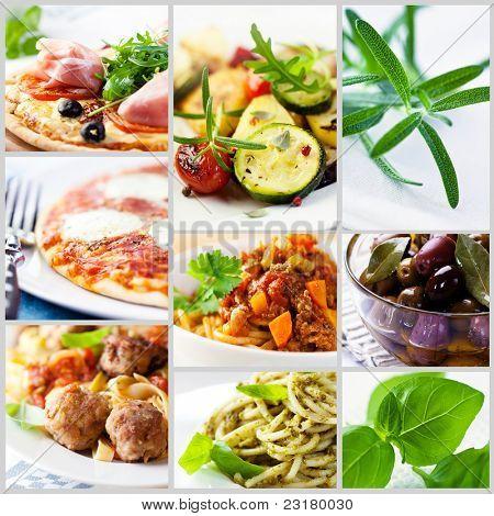 Mediterranean-style cuisine