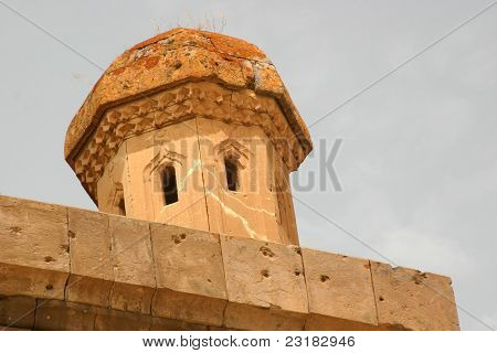 At Ishak Pasha Palace