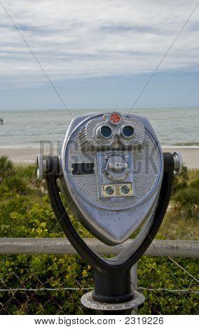 Coin-Op Binoculars