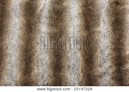 Rabbit Fur Background
