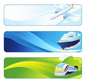 foto of float-plane  - Travel banners - JPG