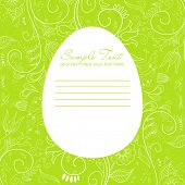 stock photo of pasqua  - Easter Background - JPG