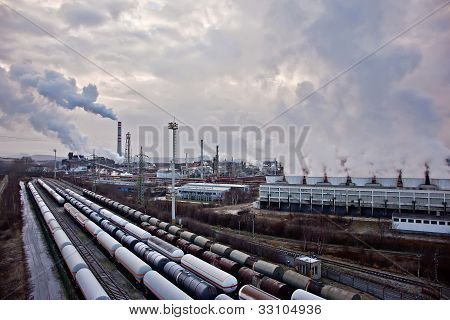 Petrochemical Industrial Complex