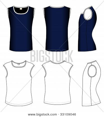 T-shirt vector illustration