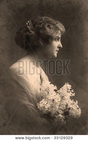 Vintage Portrait.