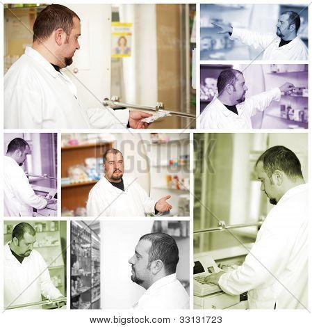 Pharmacy. Pharmacist