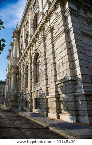 Museum Of Natural History Of Vienna, Austria