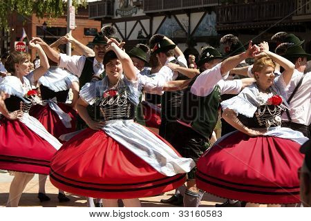 German folk dance