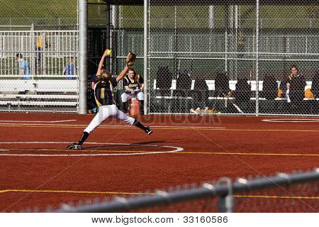 Fast pitch