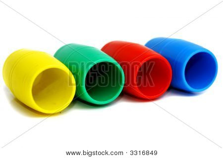 Four Color Shaker
