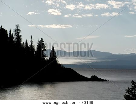 Lago Yellowstone 2