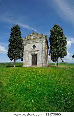 Cappella di Vitaleta (Tuscany)