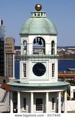 Halifax Citadel Clock Tower