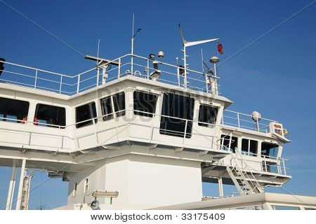 Ships bridge