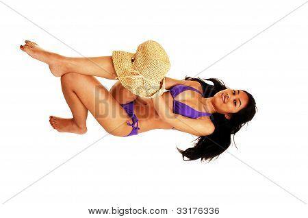 Girl In Bikini.