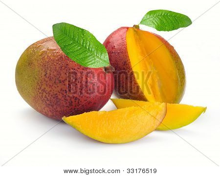 Mango With Section
