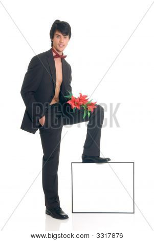 Male Gigolo Advertising