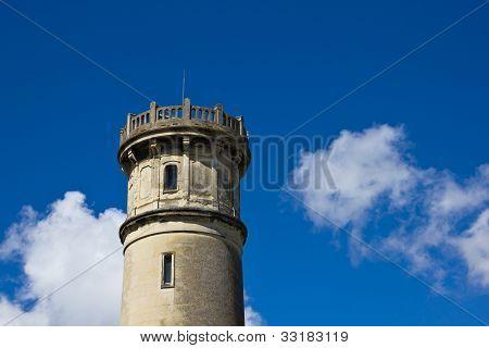 Honfleur tower