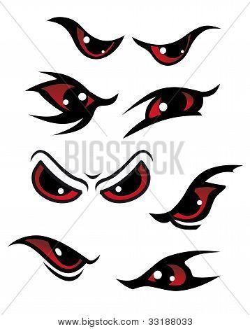 Danger Eyes