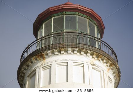 North Head Light House Close Up