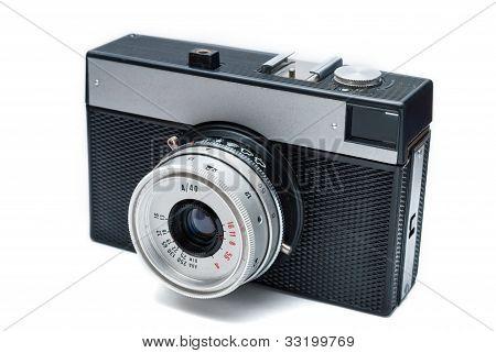 Old Photo Camera.