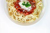 Italian Food - Spaghetti poster