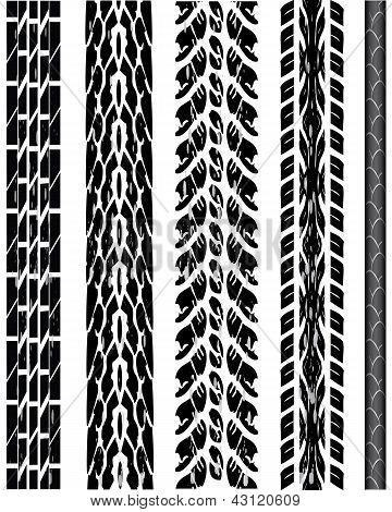 Automobile Tyres - Transportation