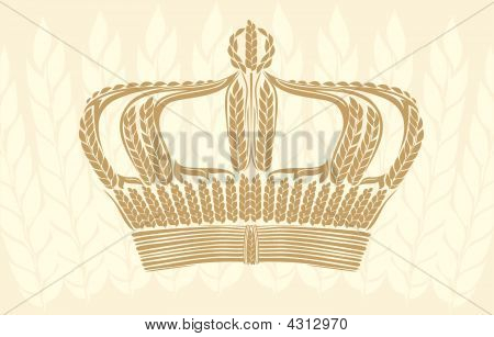 Wheat Crown