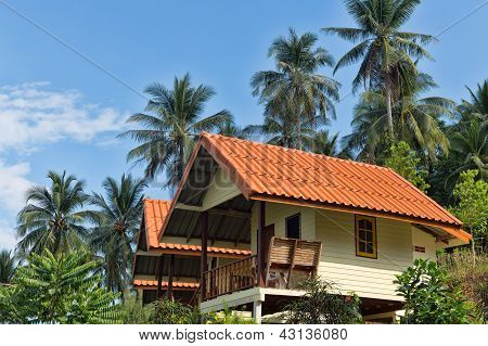 Beautiful Bungalow Resort In Jungle, Koh Chang, Thailand