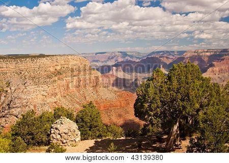 Grandeza do Grand Canyon