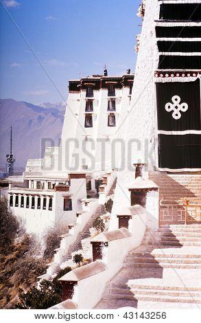 Potala Palace Tibet