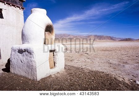 Tibetan Oven