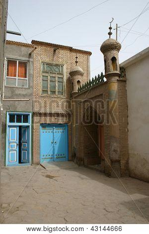 Mosque, Kashgar, China