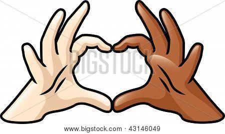 Diversity Heart