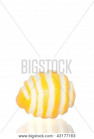 Peeled Lemon