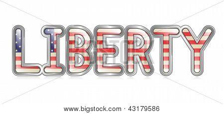 Liberty Banner