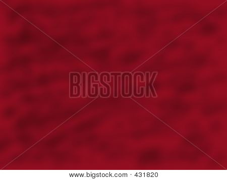 Red Swirled Background