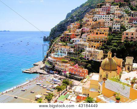 Costa de Amalfi de Italia