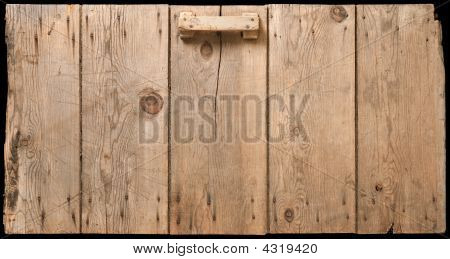 Old Corn Crib Door