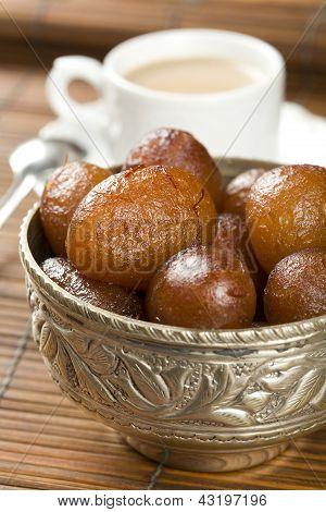 India especial dulce Gulab Jamun