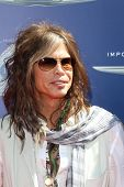 LOS ANGELES - MAR 10:  Steven Tyler arrives at the  10th Annual John Varvatos Stuart House Benefit a